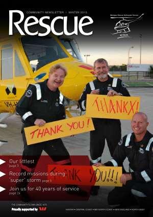 Rescue Magazine 67 - Winter