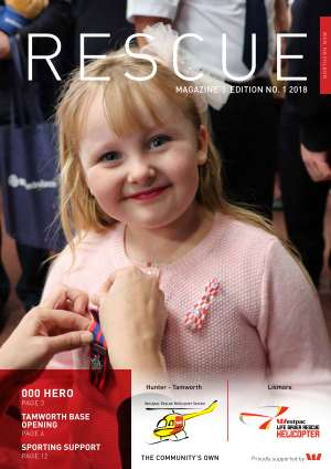 Rescue Magazine 72 - Edition