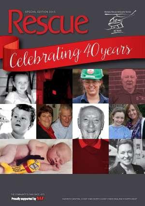 Rescue Magazine 89 - Celebrating 40 Years