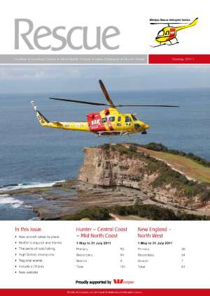 Rescue Magazine 67 - Spring
